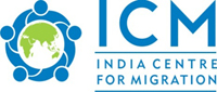 Indian Centre for Migration Logo