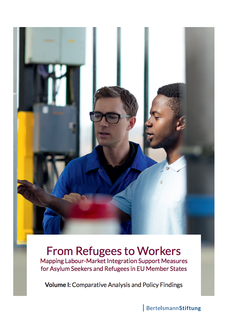 From refugees to workers