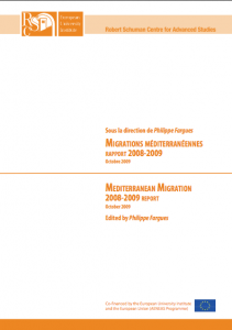 Mediterranean Migration Reports 2008-2009 cover image