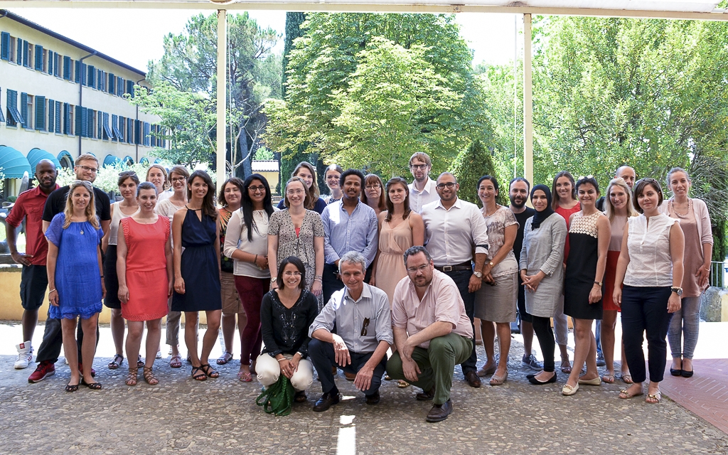 XI Summer School group picture