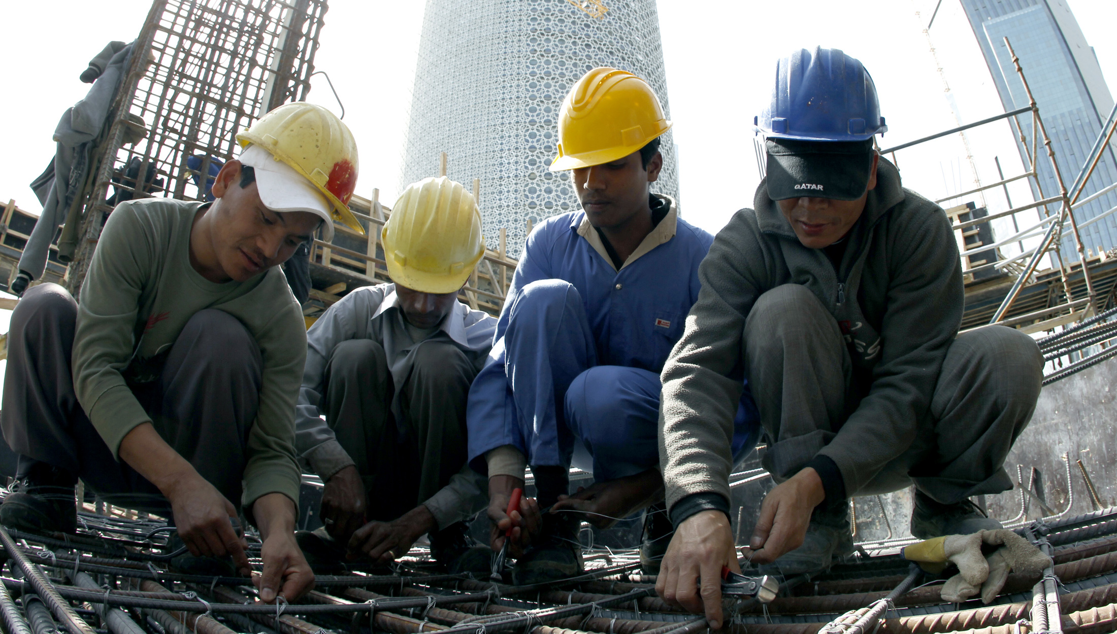 Migrant workers picture