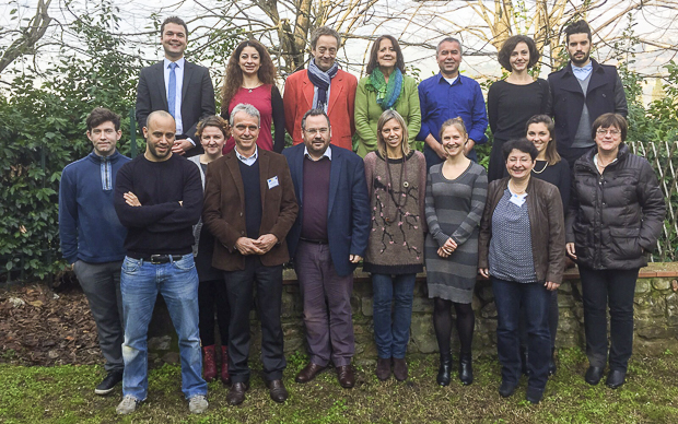 REFMisMES Methodological Workshop group picture